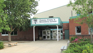 Education Town Of Tisdale
